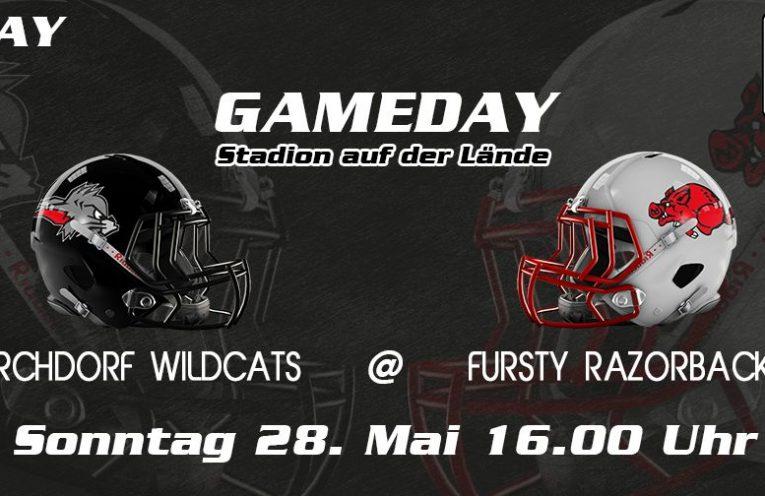 Kirchdorf Wildcats in der Pflicht