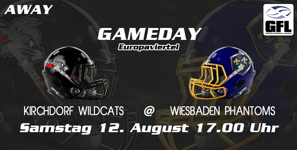 Kirchdorf Wildcats on the Road
