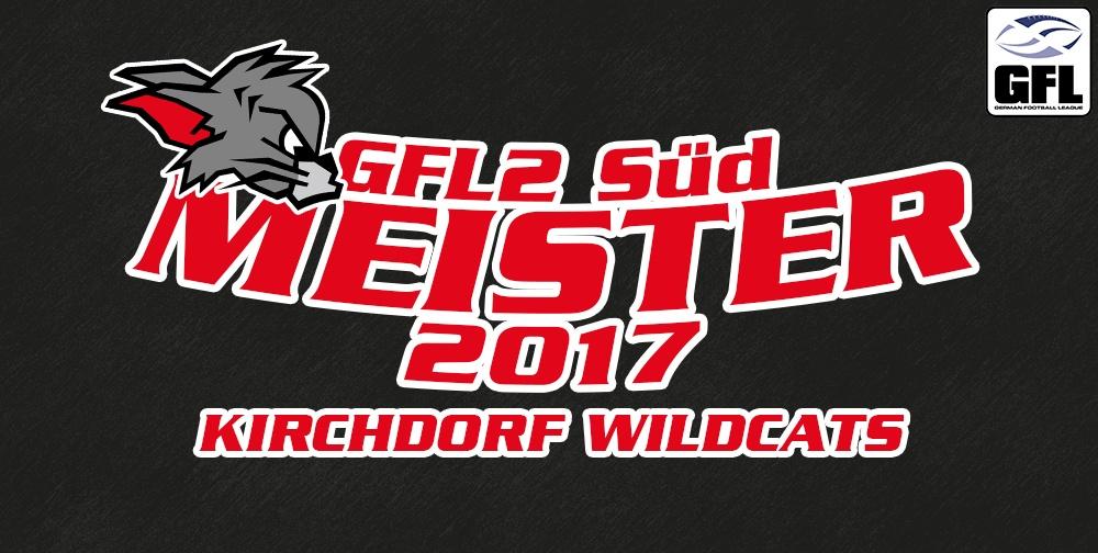 Kirchdorf Wildcats sind Meister