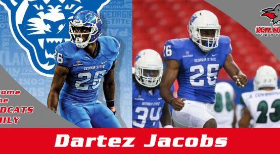 Dartez Jacobs verstärkt Defense
