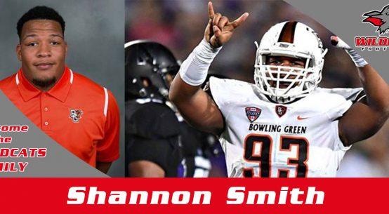 Shannon Smith erster US Neuzugang