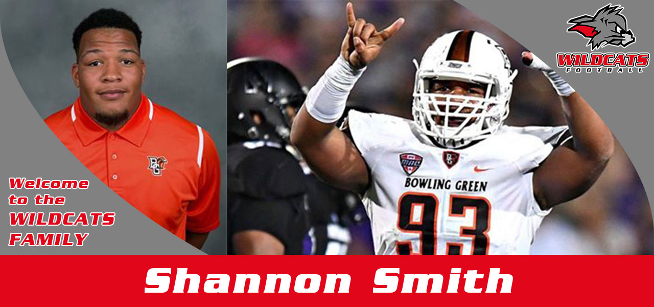 Shannon Smith erster US Neuzugang