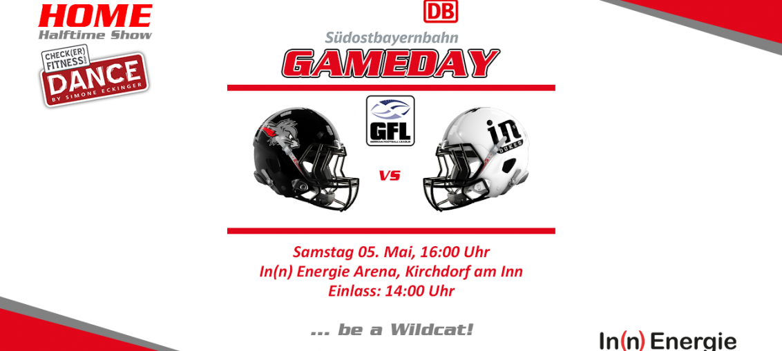 Erstes Derby für Kirchdorf Wildcats