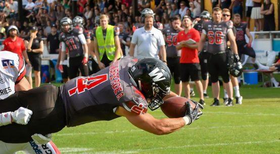 Wildcats schlagen Marburg im Samstagskrimi