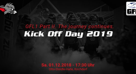 Kirchdorf Wildcats Kick Off Day