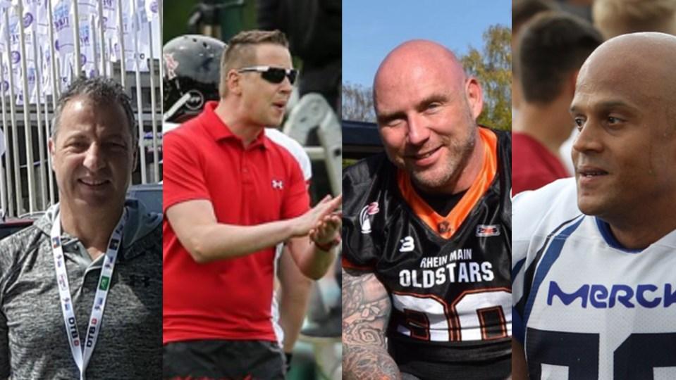 Vier Neuzugänge im Coaching Staff