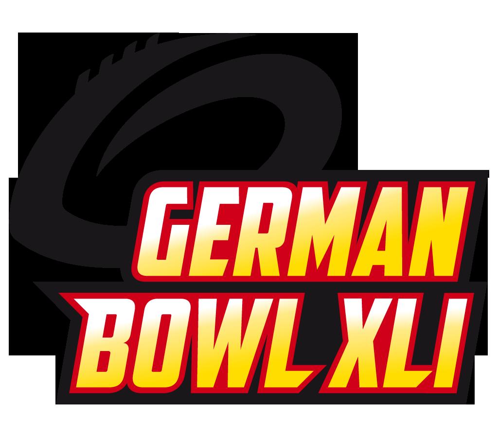 German Bowl Logo
