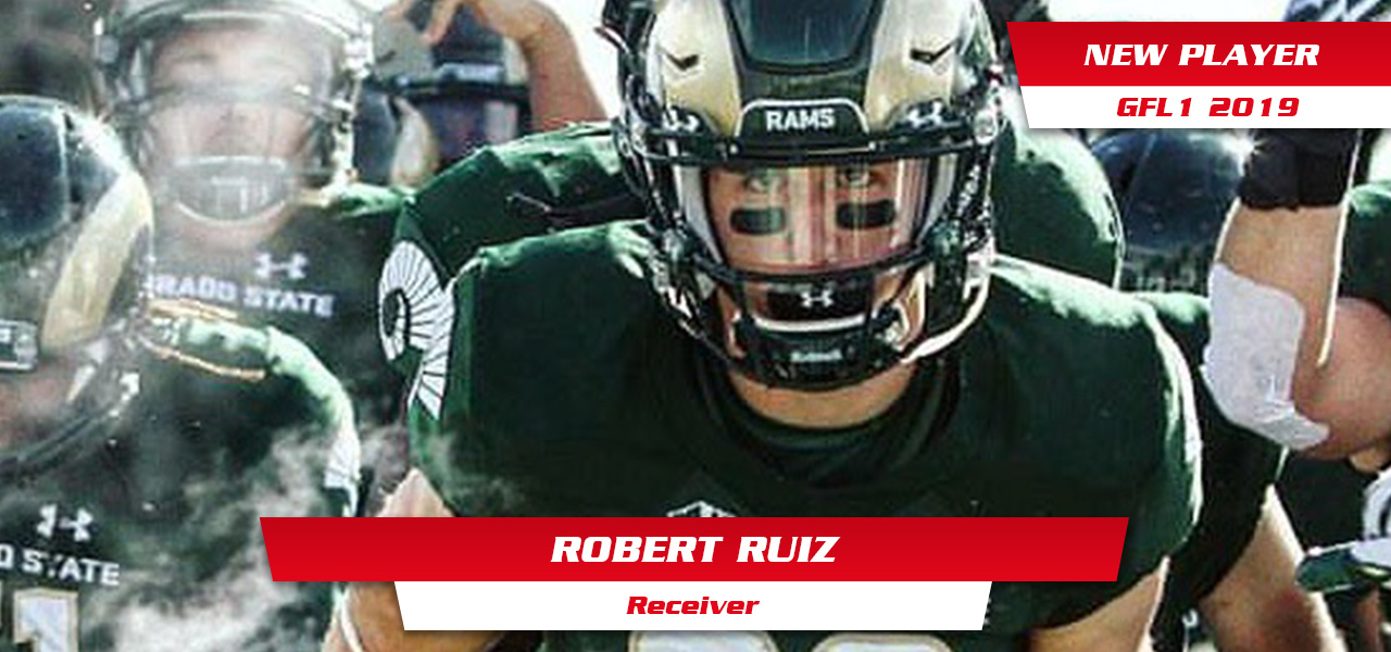 """Robert Ruiz vertärkt Wildcats """"Luftwaffe"""""""