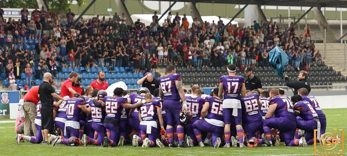 Wildcats verlieren in Frankfurt
