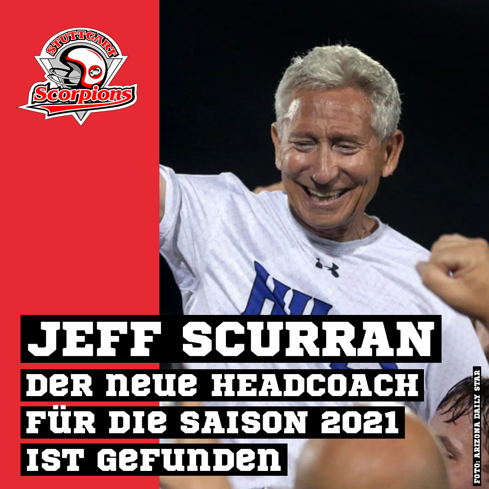 Jeff Scurran Stuttgart Scorpions (Arizona Daily Star)