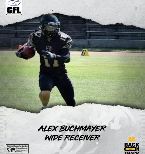 Alex Buchmayer Munich Cowboys